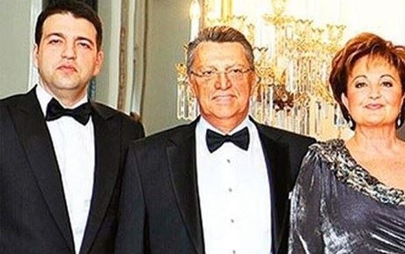 Mesut Yılmaz ve eşi acı haberi duyar duymaz hastaneye koştu