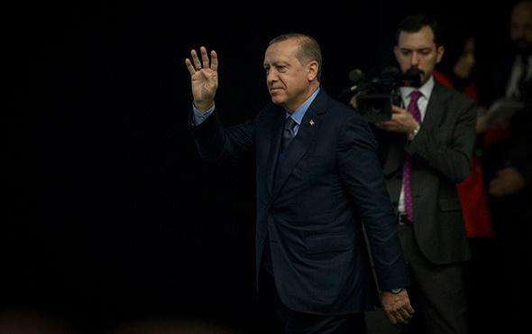 Cumhurbaşkanı Erdoğan'dan bomba Kudüs mesajı