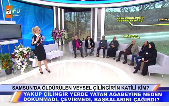 Müge Anlı Veysel Çilingir'in katili kim kardeşi mi öldürdü?