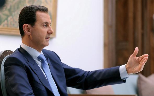 Esad'ın vatan haini dediği PYD'den cevap geldi!