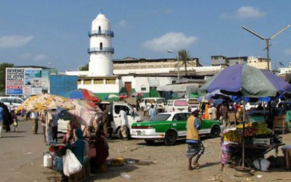 Cibuti nerede haritadaki yerine bakın