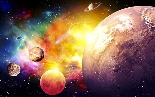 Bilim insanları laboratuvar da gezegen oluşturdu