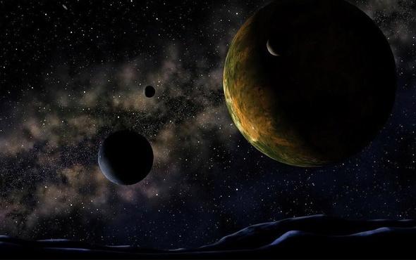 Bilim insanları laboratuvarda gezegen oluşturdu