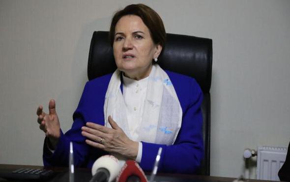 Meral Akşener, hükümeti fena bombaladı!