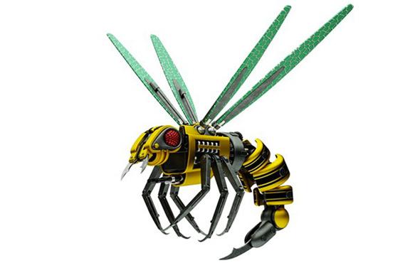 'Robot arı'lara bireysel hareket sağlayan sistem geliştirildi
