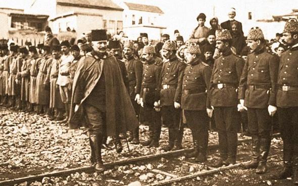 Fahrettin Paşa'nın İngilizlerin kurtardığı kutsal emanetler