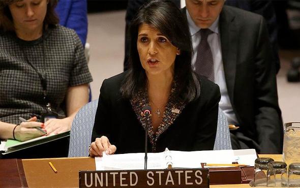 BM Kudüs kararı öncesi şok konuşma 10 ay sonra sızdı