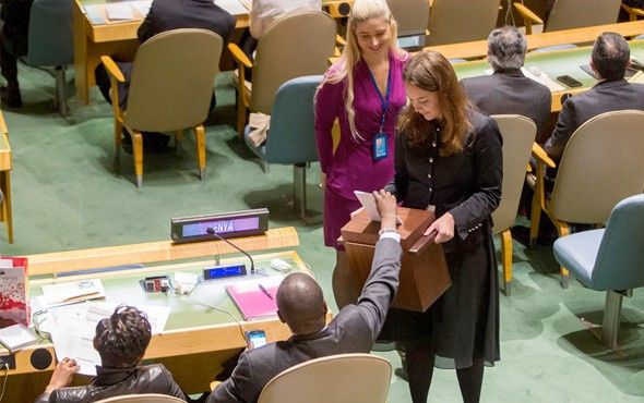 BM Kudüs oylaması karar ne? - Oylamayı canlı izleyin