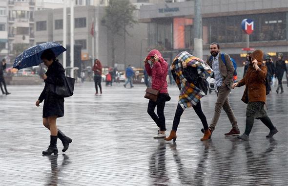 Bakan'dan yağış uyarısı! Tarih bile verdi