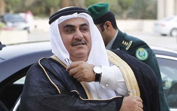Bahreyn ABD ve İsrail'i ters köşe yaptı