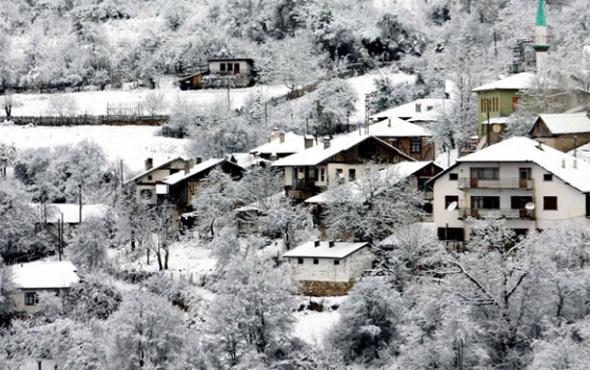 Karabük için hava durumu tahmini kar geliyor