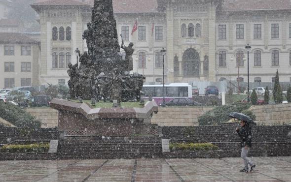 Kastamonu'da kar yağışı son hava durumu ne diyor?