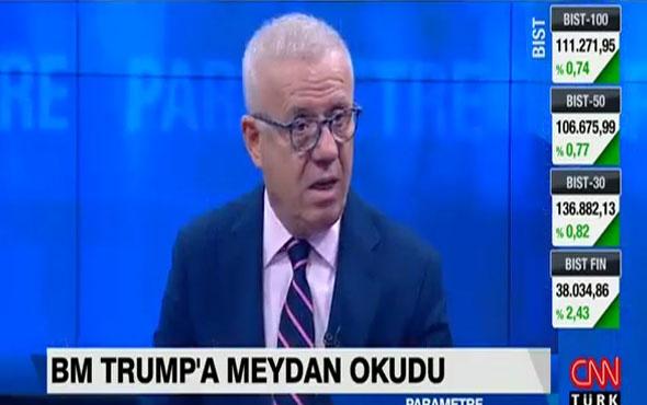 Özkök: Türkiye'nin Filistin'i desteklemesi yanlış