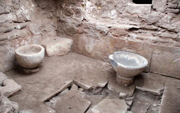 Harran'da bulundu hem de 12.yüzyıldan kalma
