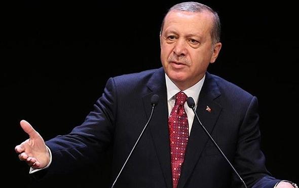 Erdoğan: Kudüs'ü eli kanlı katillerin insafına terk etmeyeceğiz