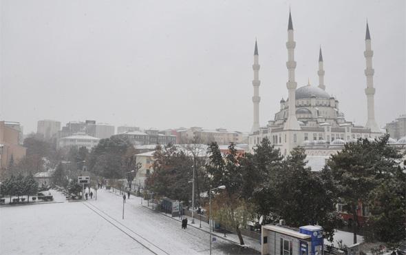Kırıkkale hava durumu fena kar geliyor okullar tatil mi?