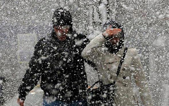 Niğde hava durumu kötü okullar tatil olacak mı kar geliyor