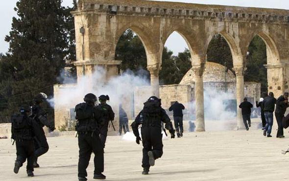 'İsrail, Müslüman mirasını yok etmek istiyor'