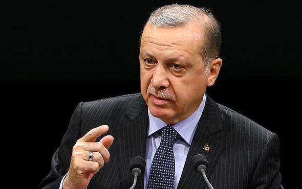 Cumhurbaşkanı Erdoğan'dan tek tip kıyafet açıklaması