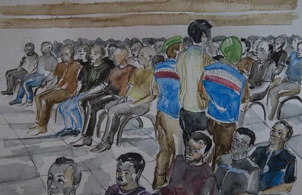 Tanık albay 'tatbikat' iddiasını çürüttü