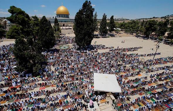 ABD'den Filistin'e yeni Kudüs teklifi! Hamas açıkladı