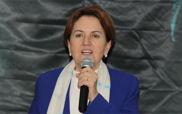 Meral Akşener'den Erdoğan'a sert ada tepkisi