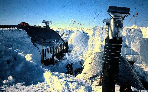 Grönland'daki gizli Amerikan üssünden felaket yayılacak