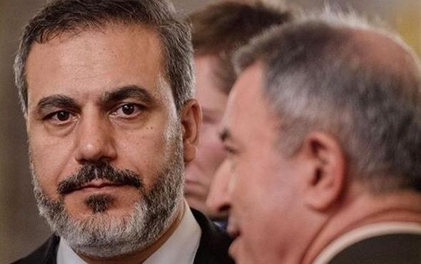Hakan Fidan'ın MİT Müsteşarlığı davasında flaş gelişme