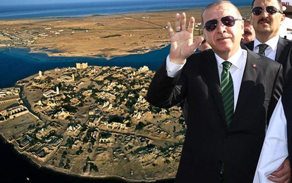 Erdoğan isteyince ortaya çıktı! İşte Türk üçgeni