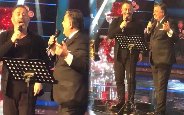 O Ses Türkiye yılbaşı özel - Cem Yılmaz ve Yılmaz Vural düeti