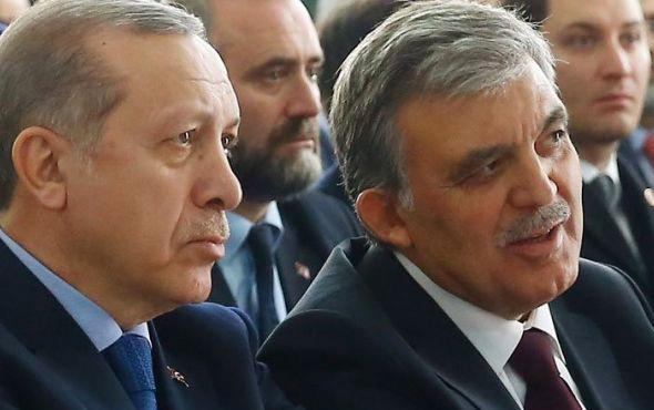 Erdoğan'dan Abdullah Gül'ün KHK eleştirisine flaş cevap