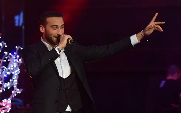 O Ses Türkiye'de Cenk Tosun'dan 'Hoşgeldin' performansı