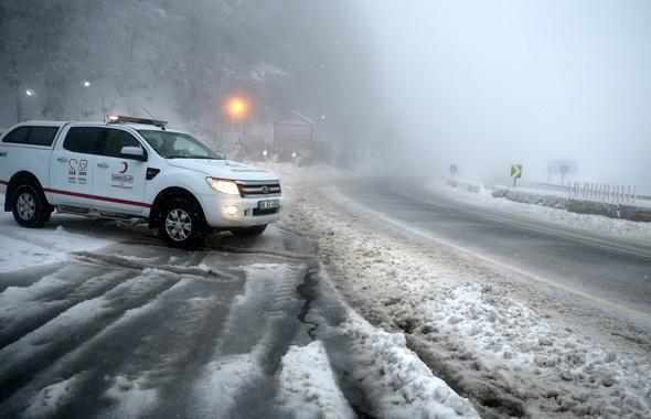 Kocaeli'de kar ne zaman yağacak hava durumu nasıl?