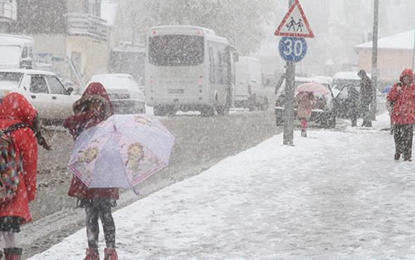 Kırşehir'de kar ne zaman yağacak hava durumu nasıl?
