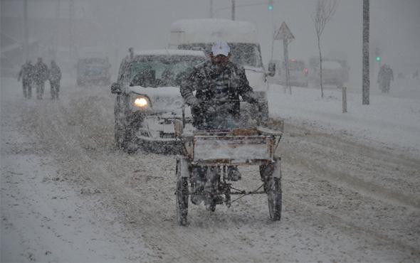 Van'da kar ne zaman yağacak hava durumu nasıl?