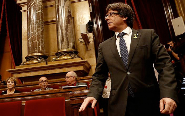 İspanya'dan flaş Katalonya kararı! Geri adım mı?