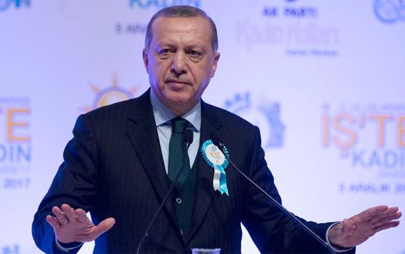Cumhurbaşkanı Erdoğan'dan flaş Kudüs kararı