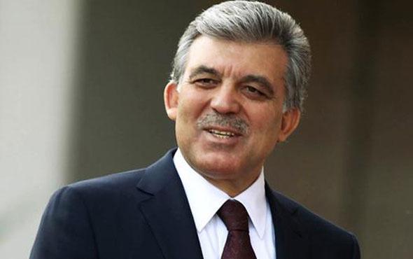 FETÖ üniversite rektörlük seçimlerinde Abdullah Gül'e...
