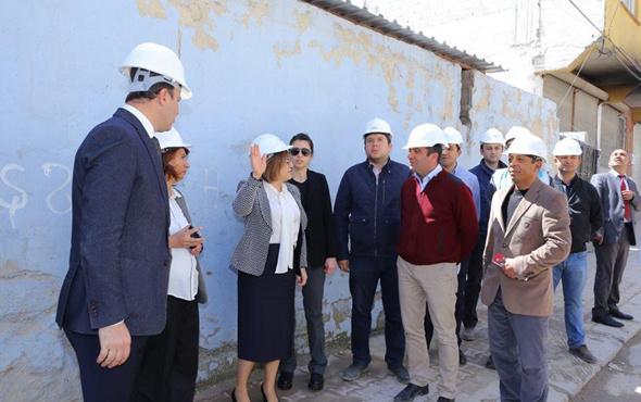 Gaziantep Büyükşehir Belediyesi tarihi sokaklar için harekete geçti