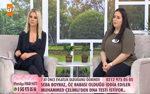 Esra Erol'da Seba Boyraz'ın babası tecavüzcü çıktı