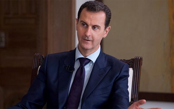 Esad yüzünü gösterdi! O iddialara cevap verdi