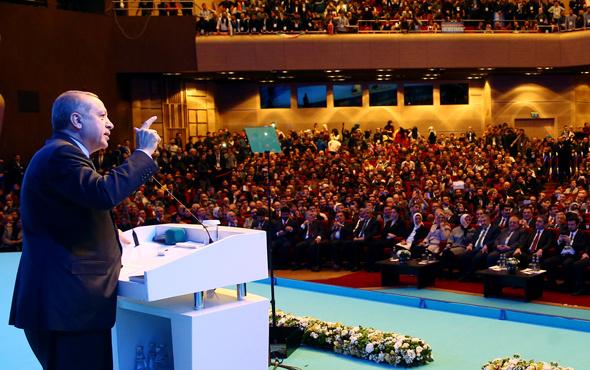 Erdoğan açıkladı: Referanduma 'hayır' diyenler