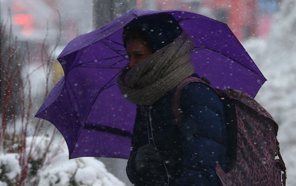 İstanbul saatlik hava durumu kar için bu saate dikkat!