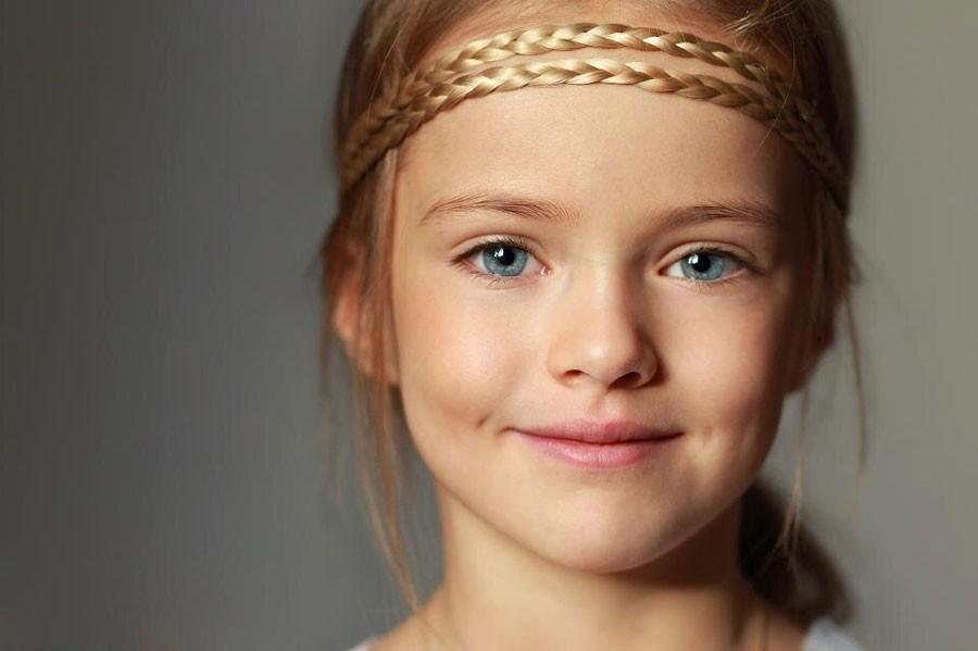 Dünyanın En Güzel Çocuğu Kristina Pimenovanın Son Haline