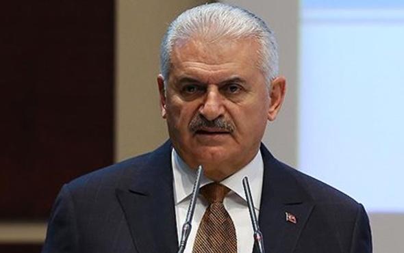 Başbakan Yıldırım'dan flaş El Bab açıklaması!