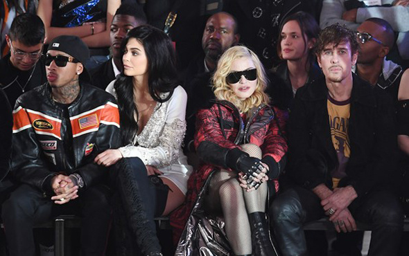 Madonna en yakışıklı mahkuma hayran kaldı