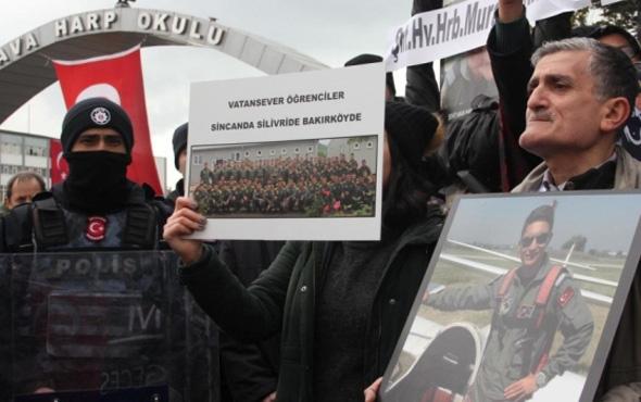 Darbeyle suçlanan askeri öğrenciler için karar!