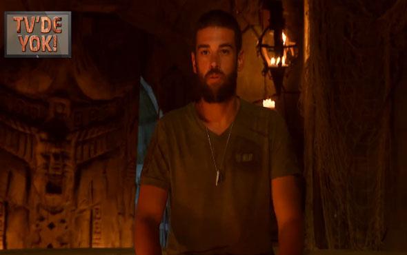 Survivor'da verilmedi Yiğit İzik elendi konuştu