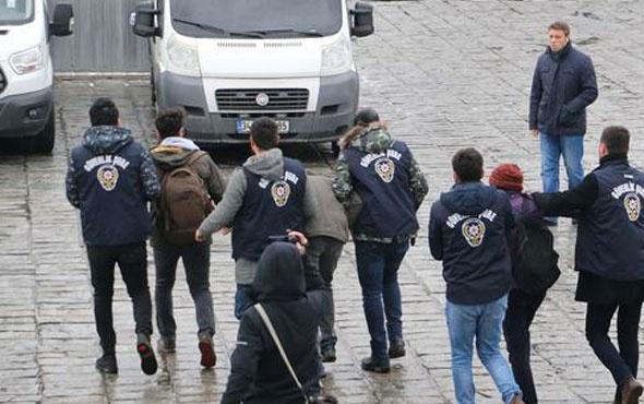 İstanbul Üniversitesi'nde gerginlik: Gözaltılar var...