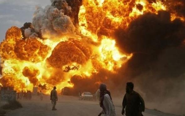 Bağdat'ta bombalı saldırı! En az 47 ölü